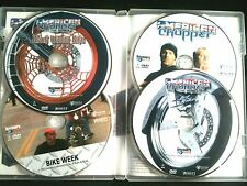 AMERICAN CHOPPER THE SERIES~BLACK WIDOW BIKE+RACE CAR BIKE+BIKE WEEK+JET BIKE