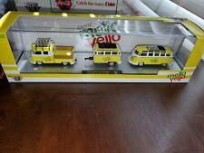 M2 Machines MELLOW YELLOW VW Hauler