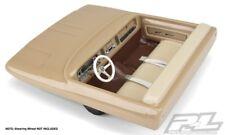 Pro-Line 1/10 Crawler Body Classic Interior (Clear) - PRO3495-00