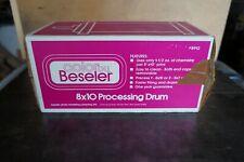 Beseler 8x10 Processing Drum 8912