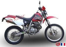 SILENCIEUX GPR TRIOVALE HONDA XR-R 250 400 1992/02 - H.155.TRI