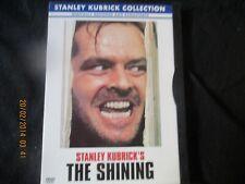 the shining Dvd stanley kubrick edition jack nicholson