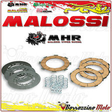 MALOSSI 5216516 SERIE DISCHI FRIZIONE MHR + 8 MOLLE VESPA PX 150 PX150 2T euro 3