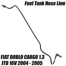 DIESEL FUEL LINE HOSE PIPE For FIAT DOBLO CARGO 1.3 JTD 16V 2004 - 2005 51738254