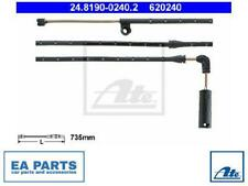 WARNING CONTACT, BRAKE PAD WEAR FOR BMW ATE 24.8190-0240.2