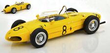 Ferrari 156 F1 Sharknose O. Gendebien 1961 #8 Belgium Gp 1:18 Model CMR