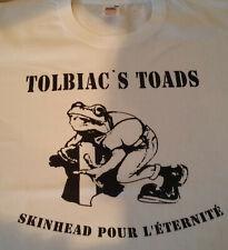 TOLBIAC'S TOADS-SKINHEAD...  SHIRT  SKIN/PUNK/Oi!Oi!Oi!/WAY OF LIFE/BOOTS&BRACES