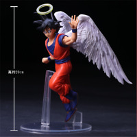Anime Dragon Ball Z Angel Son Goku PVC Action Figure Figurine Toy Gift 16CM