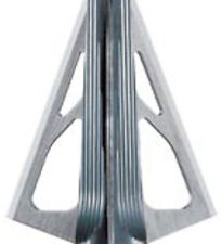 NAP New Archery Products Thunderhead 100 Grain Broadhead Repl. Blades, Pkg of 18