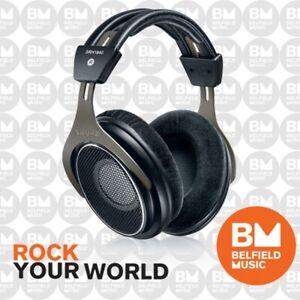 Shure SRH1840 Headphones Professional Open Back SRH-1840 - Brand New