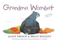 Grandma Wombat by Jackie French (Paperback, 2017)