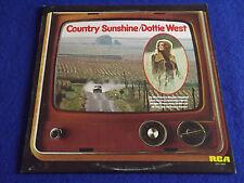 Dottie West~Country Sunshine. 1974