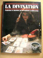 La divination prédictions  destinées cartes l'avenir les dés le tarot /Z61
