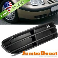 US For VW Jetta MK4 99-04 Right Lower Insert Vent Bumper Grille Passenger Side
