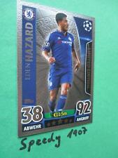 Topps Champions League 2015 16 limited Edition Hazard Silber limitiert 15 2016
