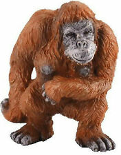 ORANGUTAN DETAILED WILD LIFE MODEL by CollectA HAND PAINTED Brand New!