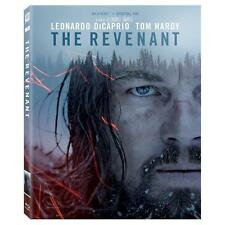 The Revenant (Blu-ray Disc, 2016, Includes Digital Copy)