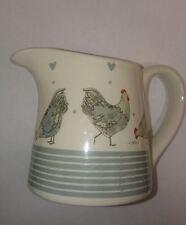 Gisela graham ceramic hen cream milk jug for Easter