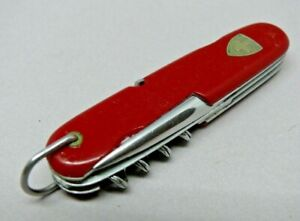 1950's Wenger / Wengerinox 91mm officer Swiss Army Knife with bail