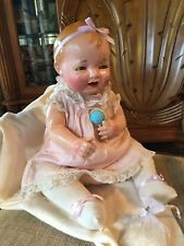 """Vintage Composition Baby Doll Effanbee 19"""""""