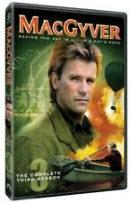 MacGyver: The Complete Third Season [New Dvd] Boxed Set, Full Frame, Lithograp