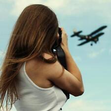 MILITARY AVIATION PHOTOGRAPHER PHOTO CAMERA WING PIN US NAVY MARINES AIR FORCE