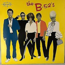 "THE B-52's ""The B-52's"" Vinyl LP - 1979 Warner Bros. BSK 3355  EX / EX"