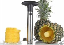 New Stainless Steel Fruit Pineapple Peeler Corer Slicer Kitchen Tool