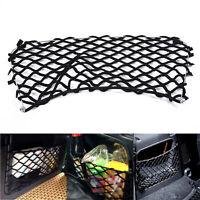 1 PC Tuck Net String Bag Pocket For Benz Smart Fortwo 451 2009-2014 Black Parts