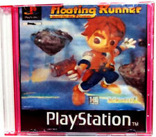 Floating Runner (PS1) Game & Generic Cover - Clean,Tested & Fast Shipping
