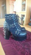 7a3a85de14fc6 Damenstiefel & -stiefeletten Gothic Demonia günstig kaufen | eBay