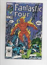 Marvel Comics   Fantastic Four #289 & #290    2 Book Lot  John Byrne
