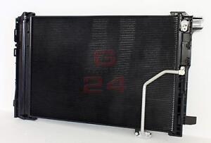 Radiator Incl. Dryer + Plastic Frame Mercedes Benz GLK X204 & SLK R172