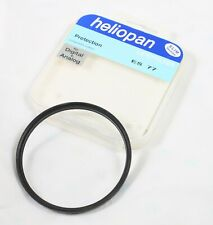 Heliopan ES 77 77mm Glass Protection Filter Slim Version Coated