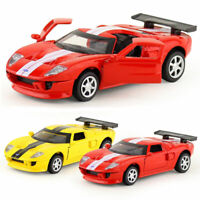 Ford GT Supercar 1:40 Scale Model Car Diecast Gift Toy Vehicle Collection Kids