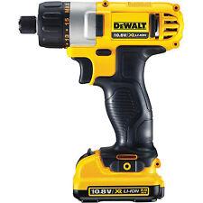 DeWALT DCF610D2 10.8-Volt 2 x 2.0 Ah Li-ion Sub Compact Screwdriver