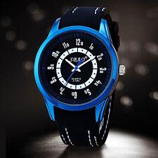 Men Watch Fashion Stainless Steel Luxury Sport Watch Analog Quartz Wrist Watch Y