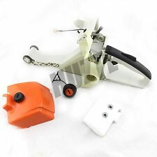 Rear Handle Fuel Gas Tank Air Filter Cover For STIHL 038 038AV 038 MAGNUM MS380