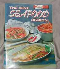 "WOMEN'S WEEKLY ''THE BEST OF SEAFOOD RECIPES"" COOKBOOK  (#X-552)"