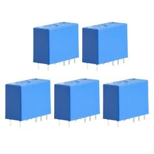 5PCS 8pins SMIH-12VDC-SL-C DC 12V 16A 250VAC Power Relay