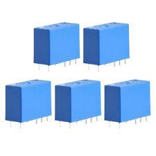5PCS 8pins SMIH-12VDC-SL-C DC 12V 16A 250VAC Power Relay