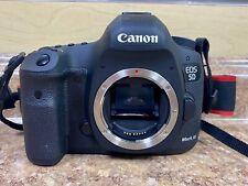 *Canon EOS 5D Mark III 22.3MP Digital SLR Camera NO LENS **2153 SHUTTER COUNT!**