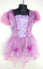 Disney Rapunzel Lavender Dresss Csotume Ruffles & Lace Toddler Size Small