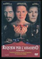 EBOND Requiem Per L'assassino  DVD D562009