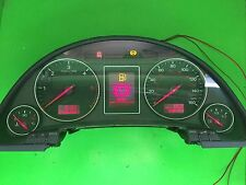 AUDI A4 B6 1.9 TDI 2001-2005 INSTRUMENT CLUSTER CLOCK 8E0920950F TESTED