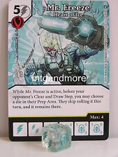Dice Masters - #122 Mr. Freeze Heart of Ice - World´s Finest