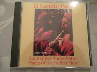Joel Perri - El Condor Pasa Zauber der Andenflöten Magic of the Indian Flute  CD