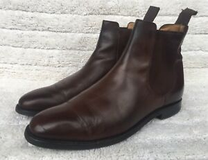 Church's Amberley R Brown Leather Ankle Boots Size UK 6|| USA 7 F