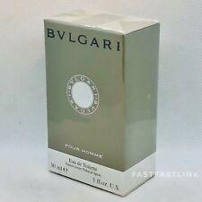 BVLGARI ( POUR HOMME ) 30ml EDT SPRAY MENS PERFUME (100% Genuine )