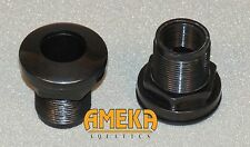 "3/4"" Bulkhead Fitting Slip X Thread w/ Silicon Washer High Quality by CPR"